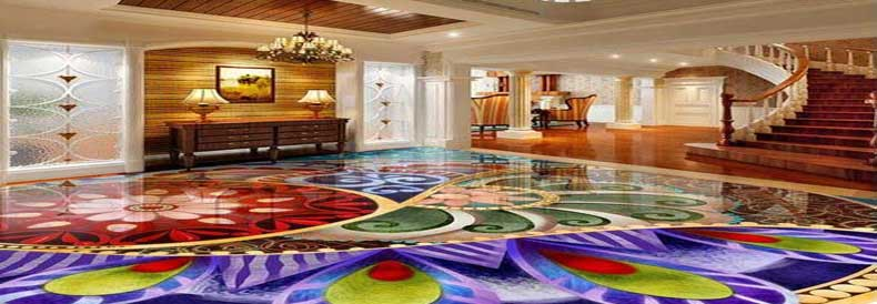 Epoxy Flooring Blogs Getting Creative With Epoxy Flooring
