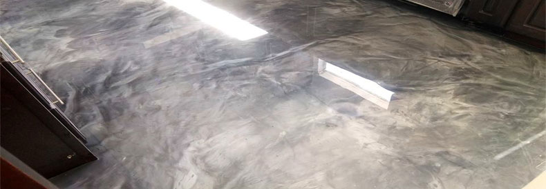 Reasons To Consider Metallic Epoxy Flooring